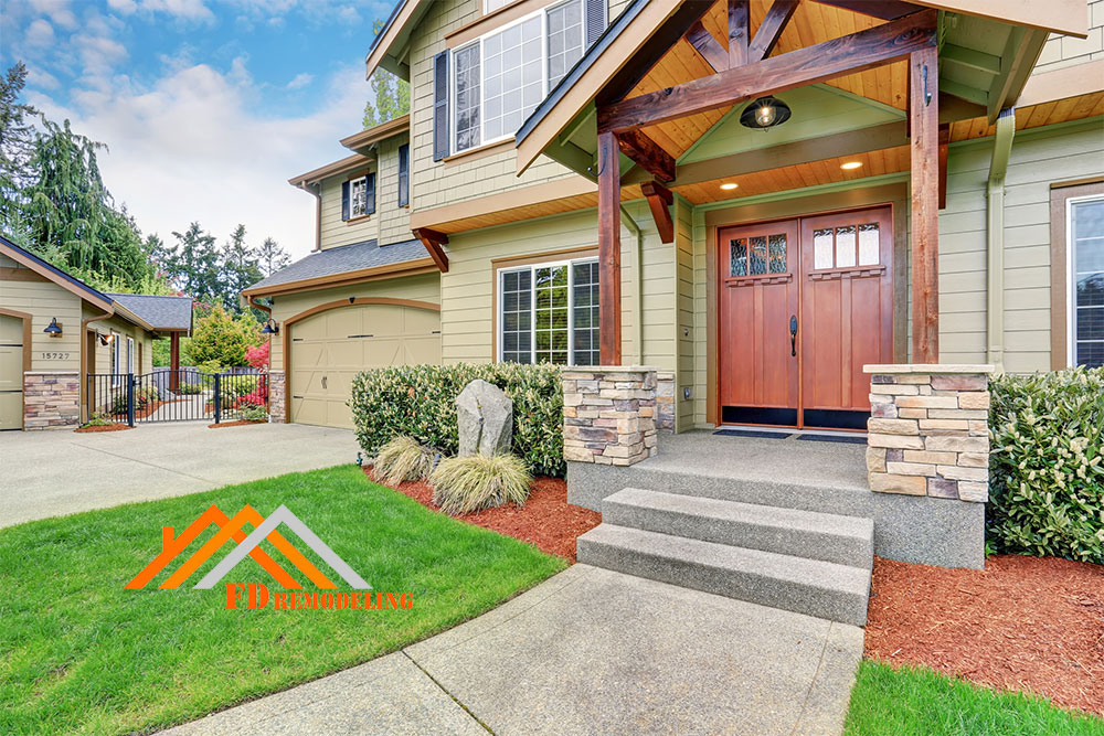 Exterior Home Renovations to Help Improve Home Curb Appeal